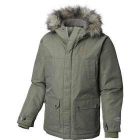Columbia Snowfield Veste Garçon, cypress heather